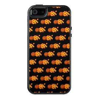 Funda Otterbox Para iPhone 5/5s/SE Caso del iPhone SE/5/5s Otterbox del baloncesto