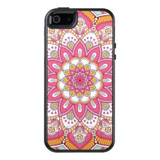 Funda Otterbox Para iPhone 5/5s/SE Diseño floral rosado hermoso