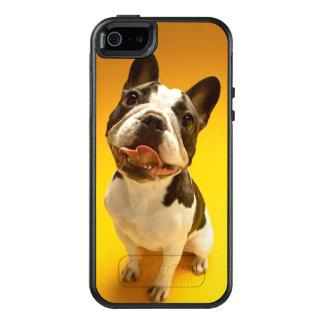 Funda Otterbox Para iPhone 5/5s/SE Dogo francés que mira para arriba