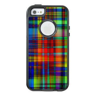 Funda Otterbox Para iPhone 5/5s/SE El extracto colorido raya arte