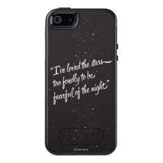 Funda Otterbox Para iPhone 5/5s/SE He amado las estrellas