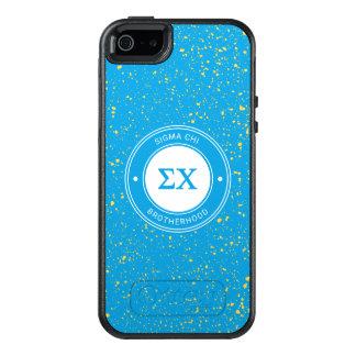 Funda Otterbox Para iPhone 5/5s/SE Insignia de la ji el | de la sigma