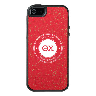 Funda Otterbox Para iPhone 5/5s/SE Insignia de la ji el | de la theta