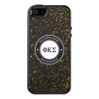 Funda Otterbox Para iPhone 5/5s/SE Insignia de la sigma el | de Kappa de la phi