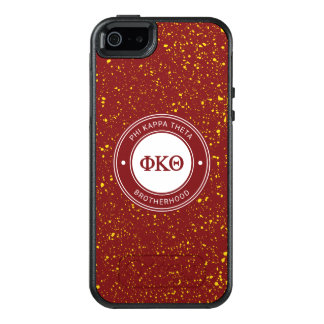 Funda Otterbox Para iPhone 5/5s/SE Insignia de la theta el | de Kappa de la phi