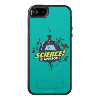 Funda Otterbox Para iPhone 5/5s/SE La ciencia es impresionante