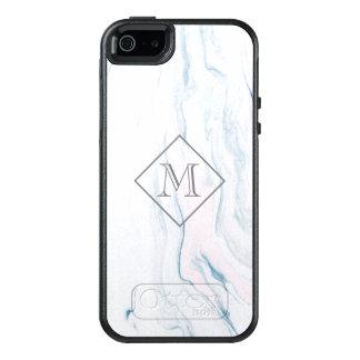 Funda Otterbox Para iPhone 5/5s/SE La luz elegante entona la piedra de mármol