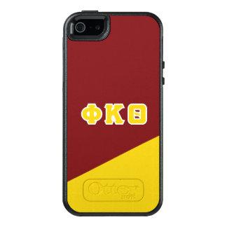 Funda Otterbox Para iPhone 5/5s/SE Letras del Griego de la theta el | de Kappa de la