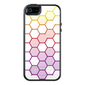 Funda Otterbox Para iPhone 5/5s/SE Maleficio del color en blanco