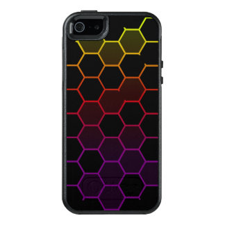 Funda Otterbox Para iPhone 5/5s/SE Maleficio del color en negro