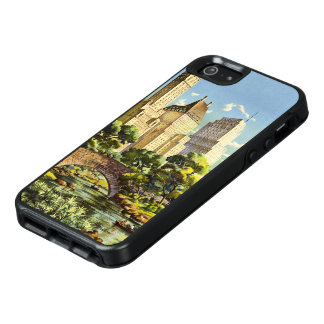 Funda Otterbox Para iPhone 5/5s/SE Poster del vintage del Central Park de New York