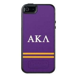 Funda Otterbox Para iPhone 5/5s/SE Raya alfa del deporte de la lambda el | de Kappa