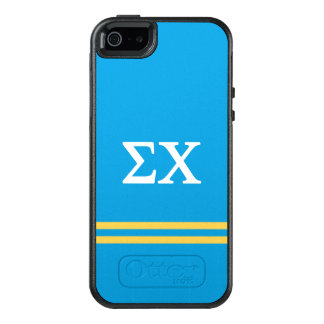 Funda Otterbox Para iPhone 5/5s/SE Raya del deporte de la ji el | de la sigma