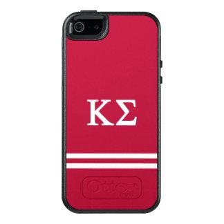 Funda Otterbox Para iPhone 5/5s/SE Raya del deporte de la sigma el | de Kappa