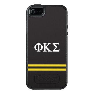 Funda Otterbox Para iPhone 5/5s/SE Raya del deporte de la sigma el | de Kappa de la