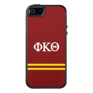 Funda Otterbox Para iPhone 5/5s/SE Raya del deporte de la theta el | de Kappa de la