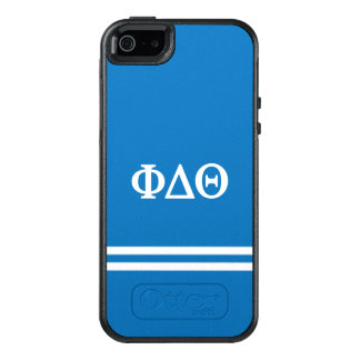 Funda Otterbox Para iPhone 5/5s/SE Raya del deporte de la theta el | del delta de la