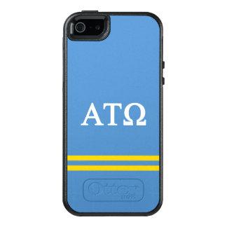 Funda Otterbox Para iPhone 5/5s/SE Raya del deporte del Tau Omega el | de la alfa