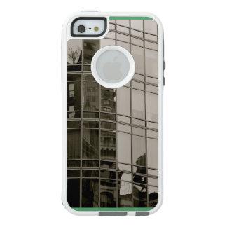 Funda Otterbox Para iPhone 5/5s/SE scape original artístico, caja única de la ciudad
