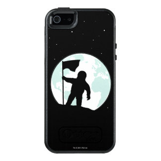 Funda Otterbox Para iPhone 5/5s/SE Silueta del astronauta