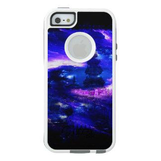 Funda Otterbox Para iPhone 5/5s/SE Sueños Amethyst de Bali del zafiro