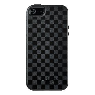 Funda Otterbox Para iPhone 5/5s/SE Tablero de damas blanco y negro