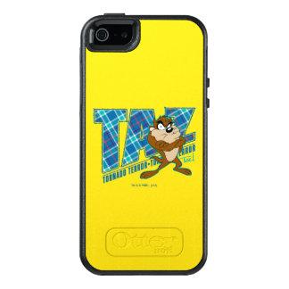 Funda Otterbox Para iPhone 5/5s/SE Tela escocesa del terror del tornado de TAZ™
