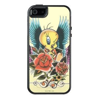 Funda Otterbox Para iPhone 5/5s/SE Tweety Blue Wings