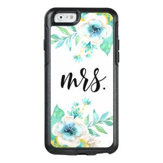 Funda Otterbox Para iPhone 6/6s Acuarela floral del vintage de lujo moderno de la