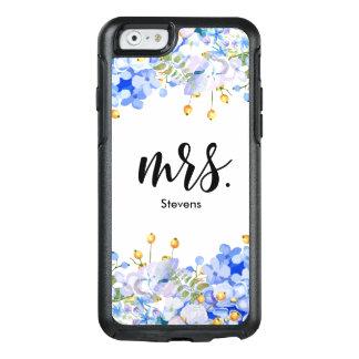 Funda Otterbox Para iPhone 6/6s Acuarela floral del vintage moderno de la