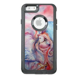 Funda Otterbox Para iPhone 6/6s AVALON/fantasía azul rosada de la magia y del