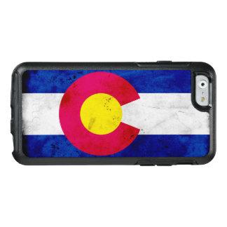 Funda Otterbox Para iPhone 6/6s Bandera patriótica del estado de Colorado del