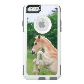 Funda Otterbox Para iPhone 6/6s Caballo de Haflinger un viajero divertido
