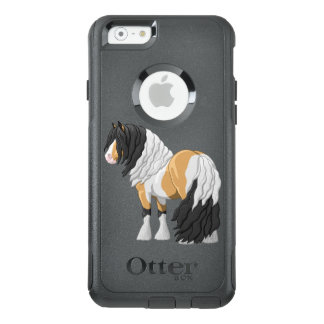 Funda Otterbox Para iPhone 6/6s Caballo de proyecto gitano de Vanner del Pinto
