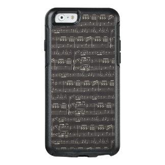 Funda Otterbox Para iPhone 6/6s Caso de Iphone 6/6s Otterbox de la nota de la