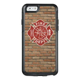 Funda Otterbox Para iPhone 6/6s Caso del iPhone 6/6s del bombero de OtterBox