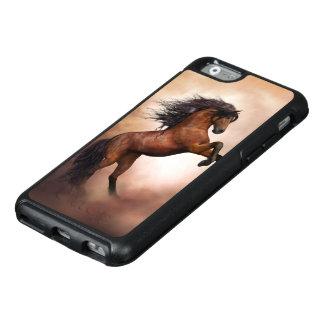 Funda Otterbox Para iPhone 6/6s Caso del iPhone 6 de OtterBox del caballo salvaje