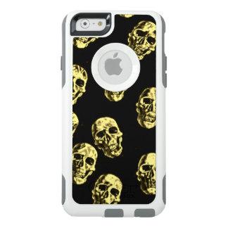 Funda Otterbox Para iPhone 6/6s Cráneos calientes, cáscara de huevo