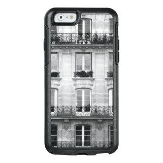 Funda Otterbox Para iPhone 6/6s Edificio blanco y negro del vintage del viaje el  