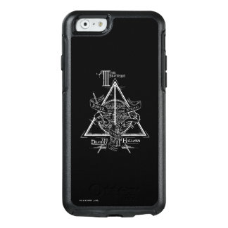 Funda Otterbox Para iPhone 6/6s El encanto el | de Harry Potter MORTAL SANTIFICA
