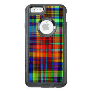 Funda Otterbox Para iPhone 6/6s El extracto colorido raya arte