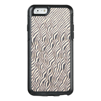 Funda Otterbox Para iPhone 6/6s Estampado de animales - cebra - caso de Apple