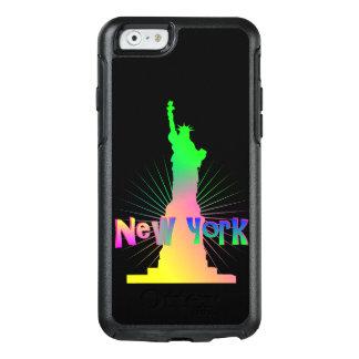 Funda Otterbox Para iPhone 6/6s Estatua americana de Nueva York del resplandor del