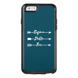 Funda Otterbox Para iPhone 6/6s Flecha del Tau el | del delta de la sigma