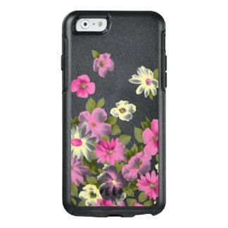 Funda Otterbox Para iPhone 6/6s Flores florecientes femeninas coloridas adorables