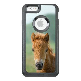 Funda Otterbox Para iPhone 6/6s Foto linda del frontal de la cabeza de caballo del