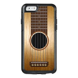 Funda Otterbox Para iPhone 6/6s Guitarra acústica