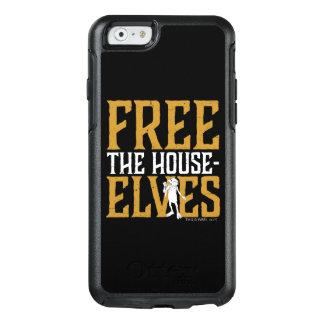 Funda Otterbox Para iPhone 6/6s Harry Potter el | libremente los duendes de la