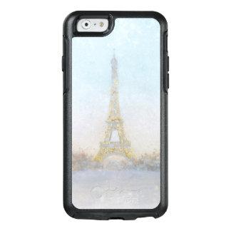 Funda Otterbox Para iPhone 6/6s Imagen de la acuarela el   de Eiffel Towe