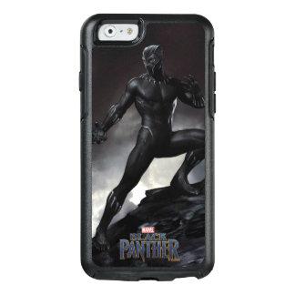 Funda Otterbox Para iPhone 6/6s La pantera negra el | agarra hacia fuera